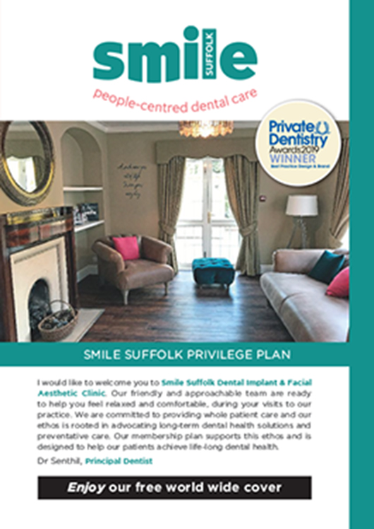 Smile Suffolk Privilege Plan